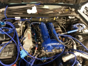 SR20 Emerald K6 Install